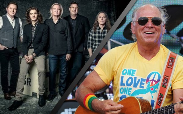 Eagles with Jimmy Buffett & The Coral Reefer Band