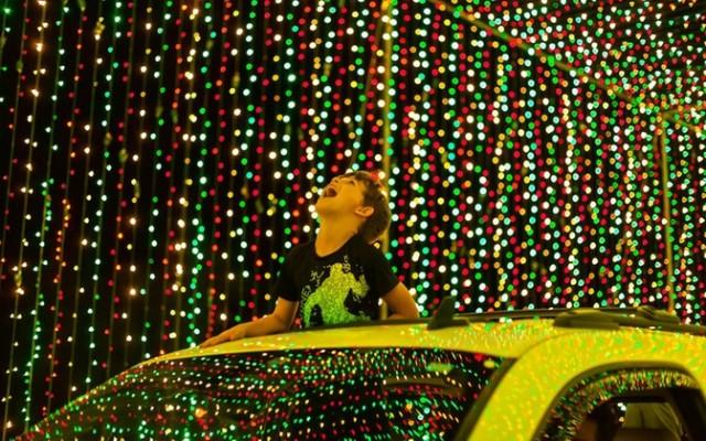 Jax Illuminations 6th Annual Drive Thru Light Show