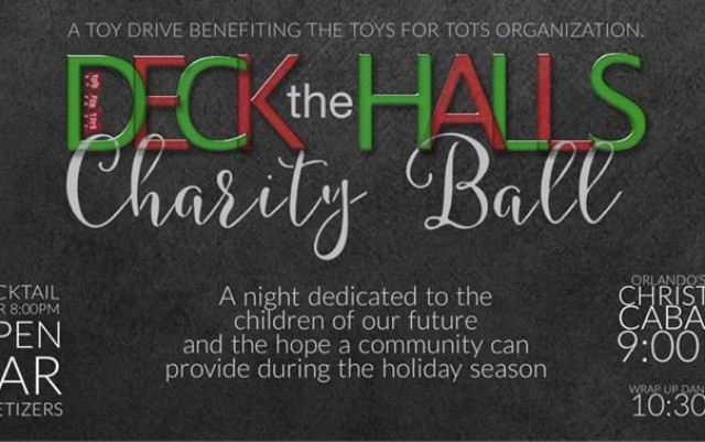 Deck the Halls Charity Ball 2017