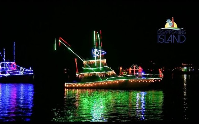30th Annual Holiday Boat Parade