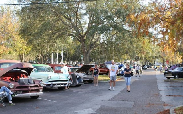 Downtown DeLand Classic Car Cruise-In