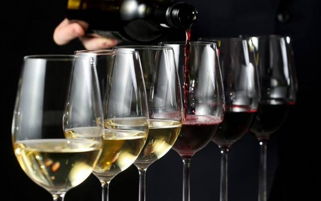 Wine Down Wednesdays at White Wolf Cafe