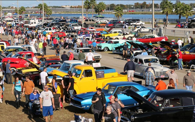 45th Annual Daytona Turkey Run   Nov. 22 - 24