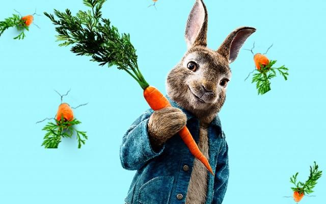 Movieola at Lake Eola Park featuring Peter Rabbit