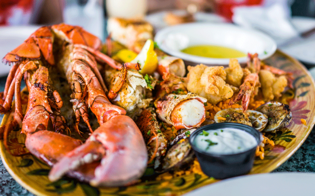 Seafood Restaurants in Brevard County