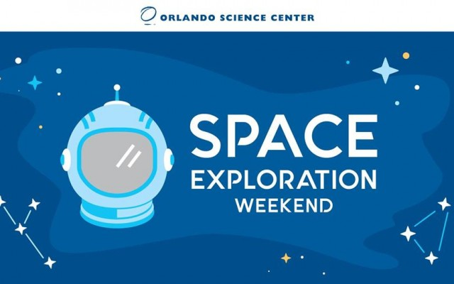 Space Exploration Weekend at Orlando Science Center