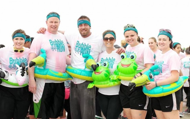 Bubble Run Orlando 2018