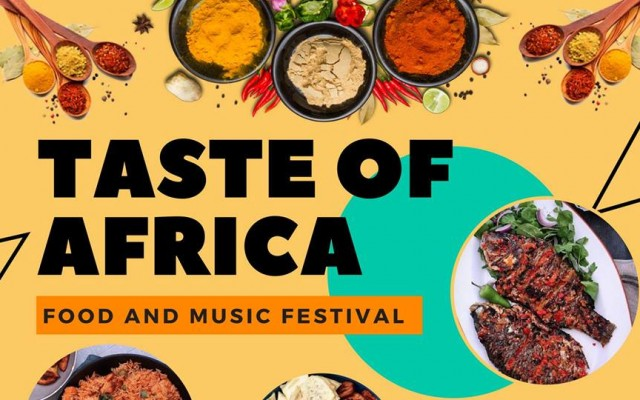 Taste of Africa Food & Music Festival | Nov. 17