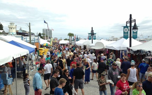 39th Annual Seafood Festival