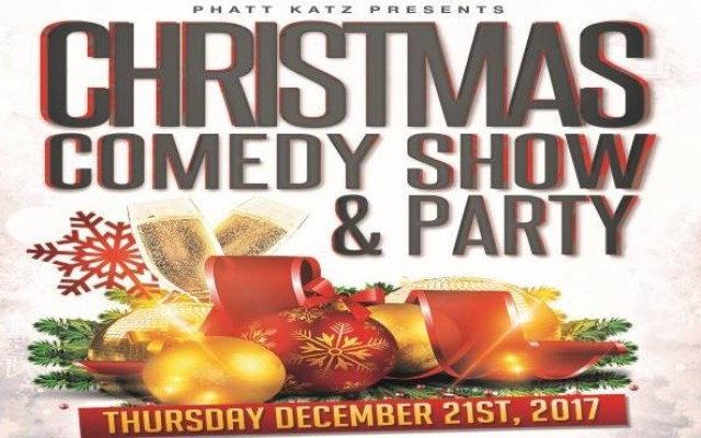 Annual Christmas Party at the Comedy Club of Jacksonville
