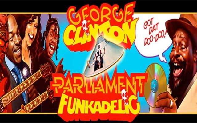 George Clinton & Parliament Funkadelic at New Daisy Theatre