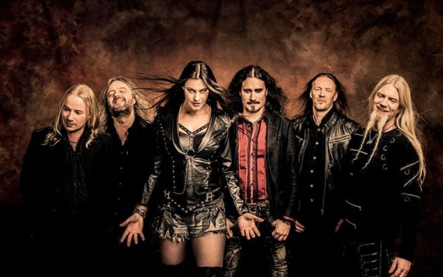 Nightwish Decades North America 2018 at Minglewood Hall
