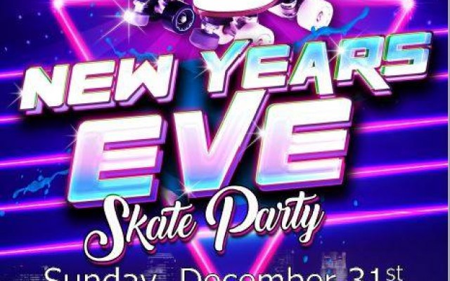 New Year's Eve All Night Skate Party