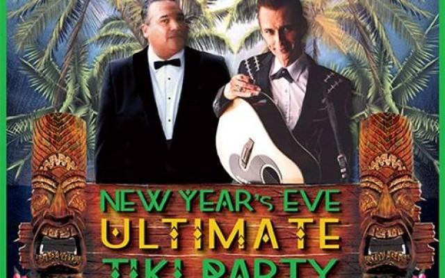 New Year's Eve Ultimate Tiki Party w/ James Intveld & Big Sandy