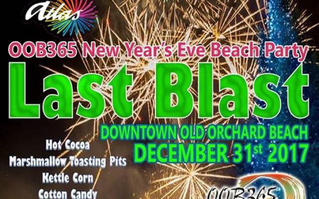 OOB365 Last Blast New Years Beach Party