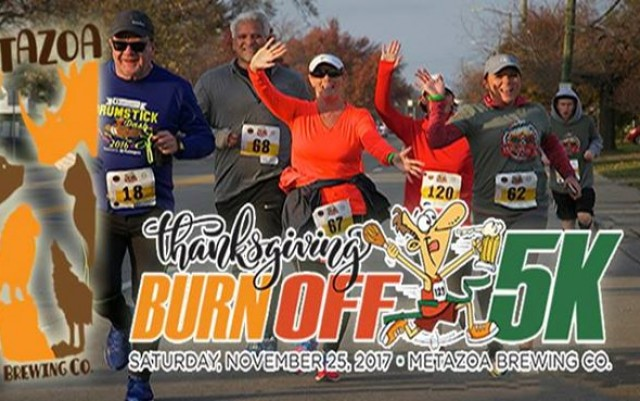 Thanksgiving Burn Off 5k
