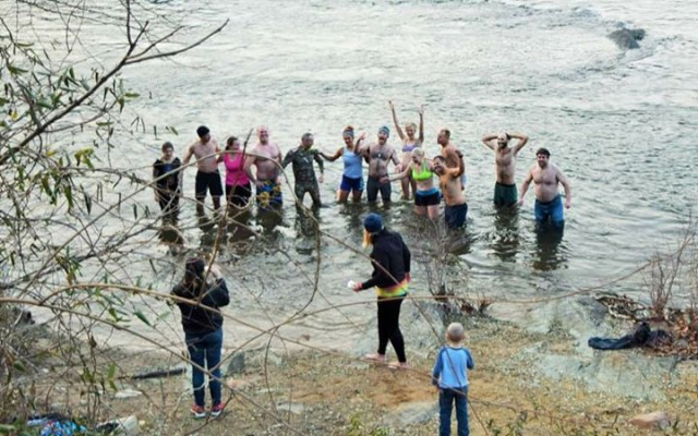 2nd Annual Hike And Plunge!