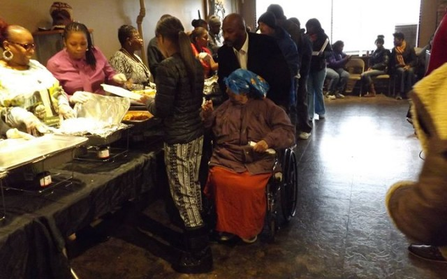 9th Annual Thanksgiving Feeding Those in Needs 2017