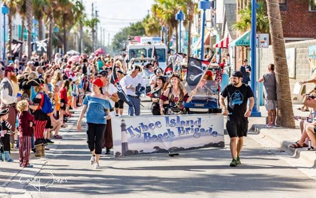 2018 Tybee Island Pirate Festival