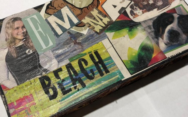 Secret Treasure Box: Kids Art Class at Studios of Cocoa Beach