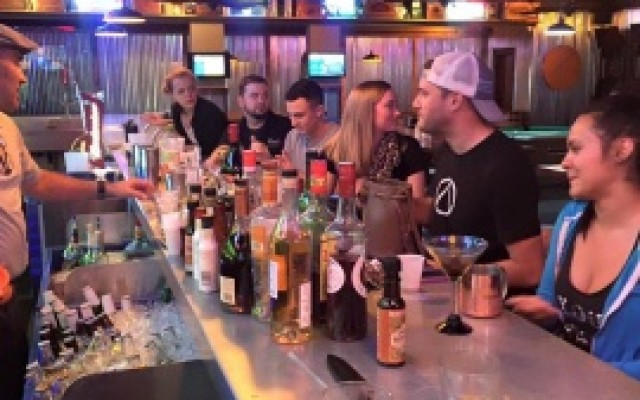 Ultimate College Bars in Charleston