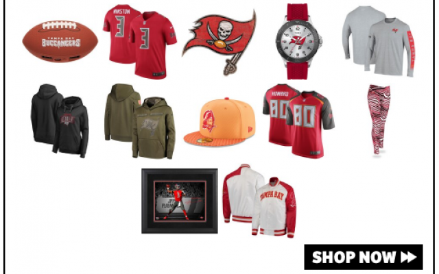 Tampa Bay Buccaneers Gear!