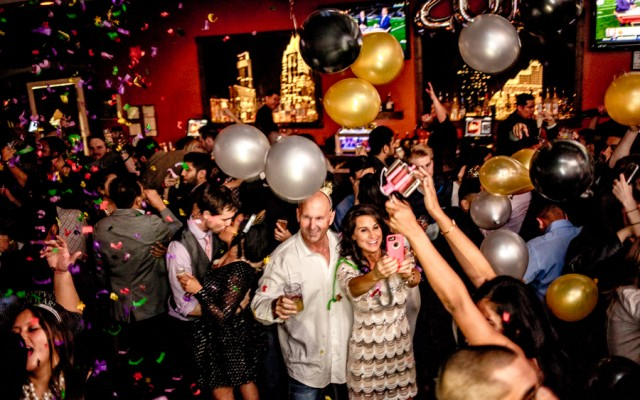 New Year's Eve 2019 VIP Celebration at The Rooftop on 6th