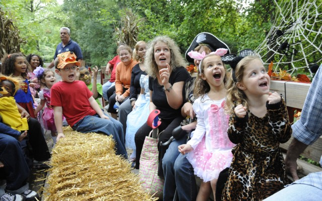 Kid Friendly Halloween Events in Orlando