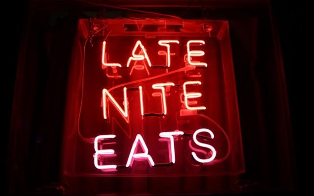 Late Night Eats in Cocoa Beach