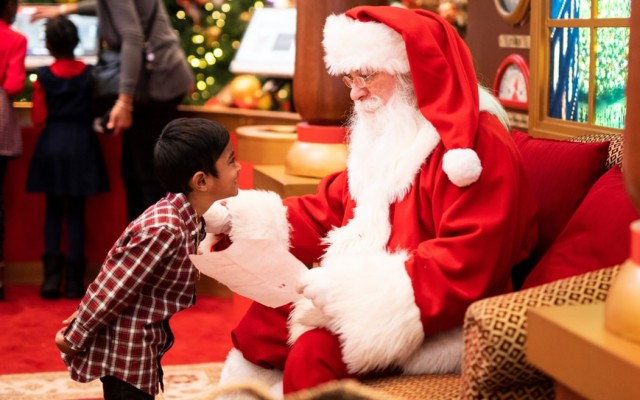 Santa Sightings | Where To See Santa in Fort Lauderdale