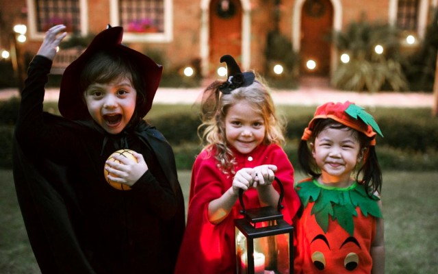 Where To Trick or Treat in Cocoa Beach