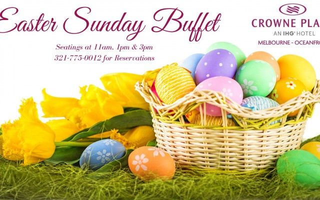 Easter Sunday Buffet
