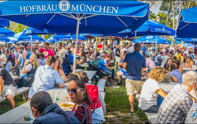 Orlando's Most Authentic German Beer Fest 2019