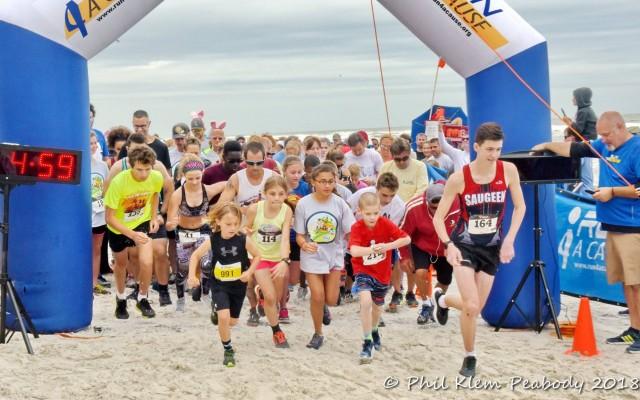 52nd Annual Easter Beach Run