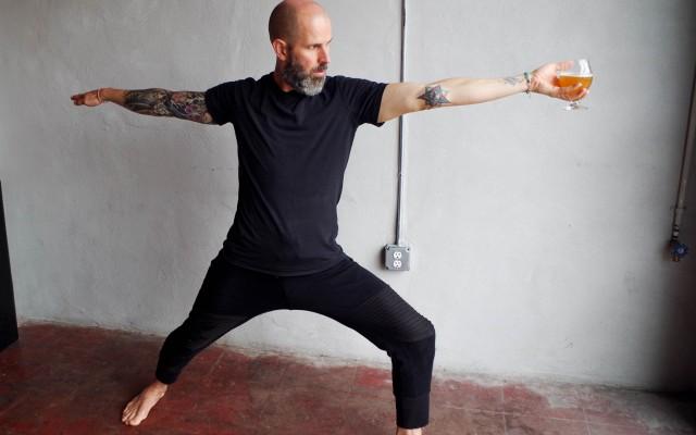 Headbanger Yoga