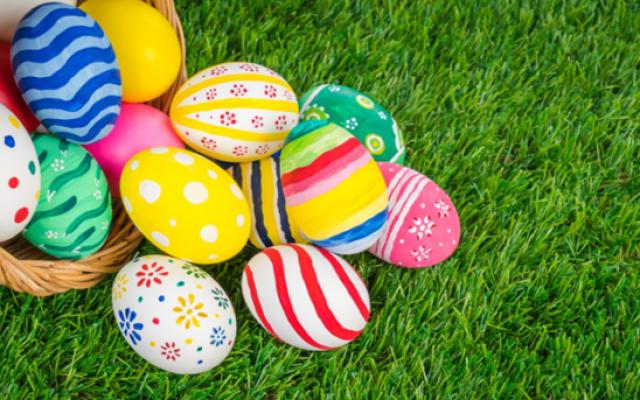 Easter Egg Hunt @ Sky Zone