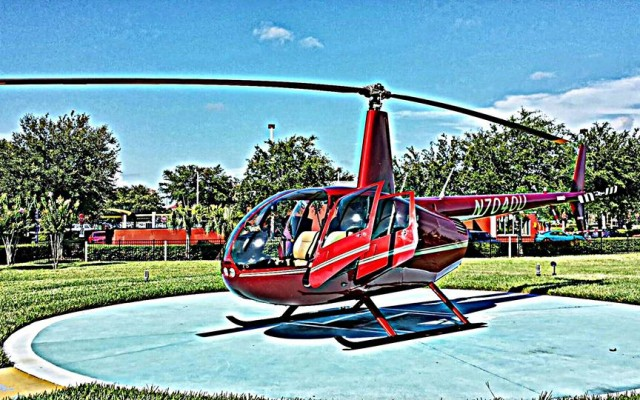 Helicopter Tours in Orlando | Rides and Attractions