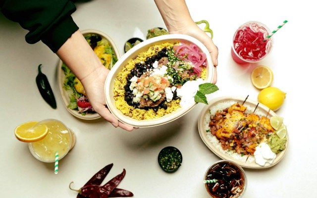 Fresh And Healthy Fusion On International Drive   The Mexican Camel