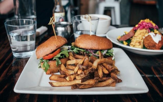 Where To Find Veggie Burgers in Orlando