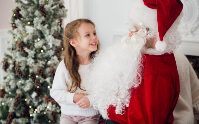 Santa Sightings   Where To Take Photos With Santa
