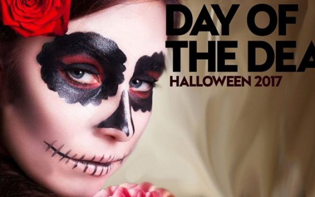 Day of the Dead Party for Halloween