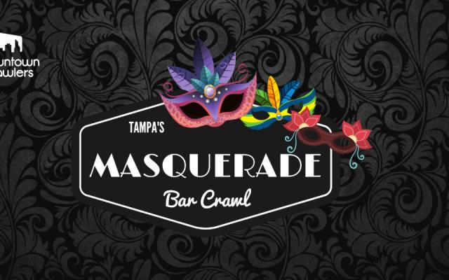 Tampa's Masquerade Bar Crawl