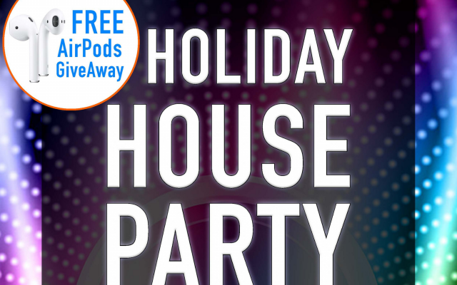 Holiday House Party After Hours