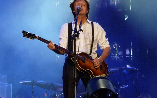Sir Paul McCartney to Rock Out Amalie Arena on July 10th!