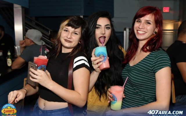 Fire Up Your Friday With Free Drinks For Ladies At Chillers Orlando