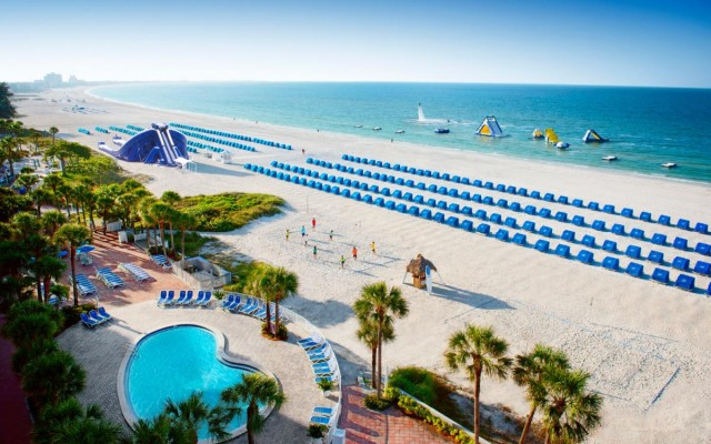 Salute to Summer at TradeWinds Island Resorts