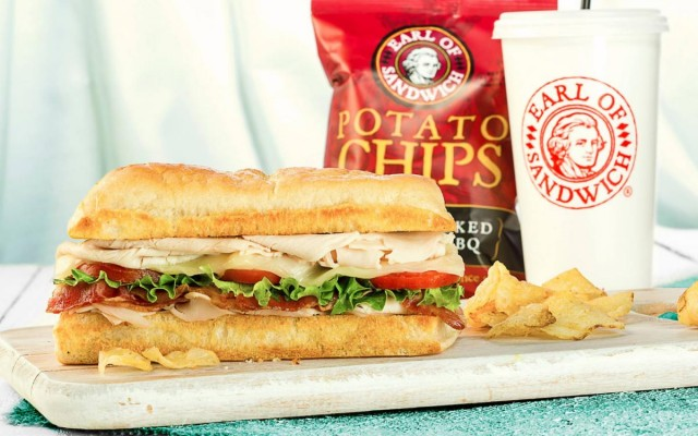 A Royal Grand Opening for the New Earl of Sandwich