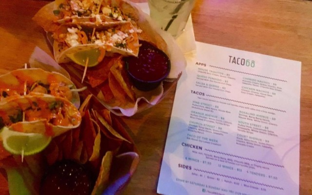 Taco 68 Takes Taco Tuesday In Orlando To The Next Level