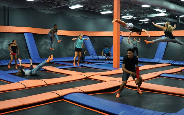 Sky Zone Daytona Beach