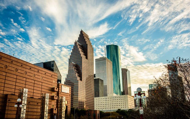 Restaurants in Downtown Houston